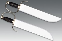 Cold Steel Butterfly Swords