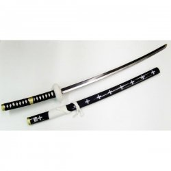Katana White Cross