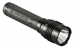 Streamlight Scorpion HL with lithium batteries