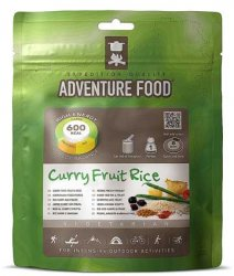 Adventure Food Ready To Eat - Curry Fruit Rice
