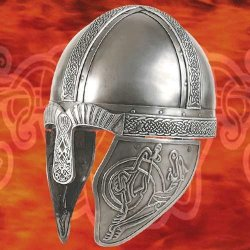 Windlass Embossed Viking Helmet
