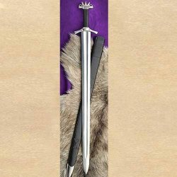 Windlass Swedish Viking Sword
