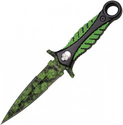 Boot Knife Green