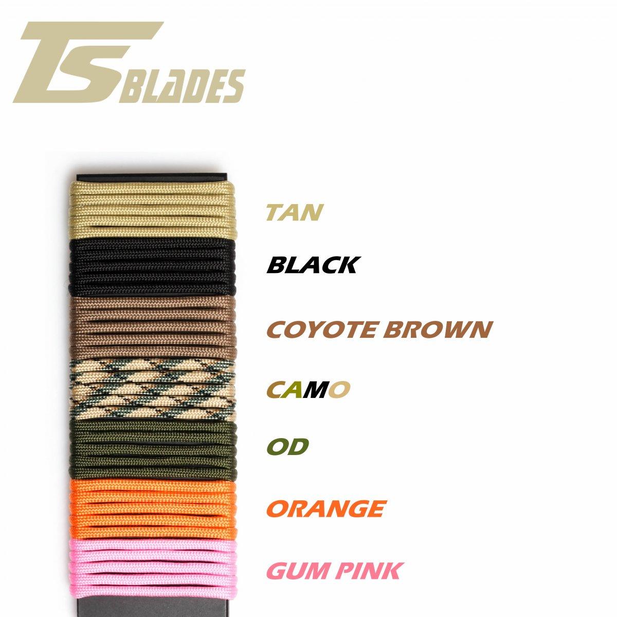 TS Blades Training axe - Black Hawk